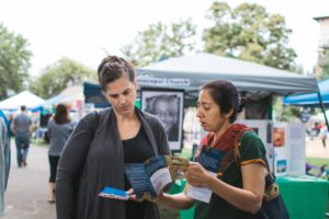 Harleen Kaur Sikh Advocate Academy Peace and Justice Fair September 2017