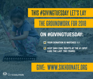 Giving Tuesday 2017, Graphic
