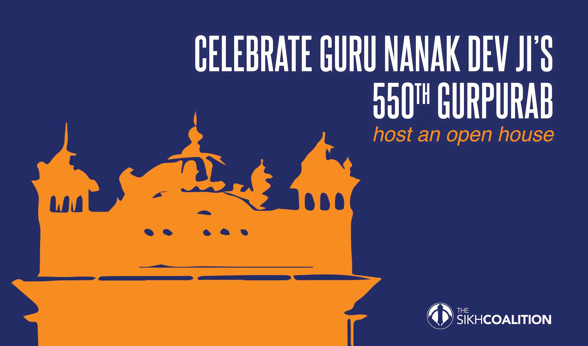 Deadline Celebrate Guru Nanak 550th Gurpurab Sikh Coalition